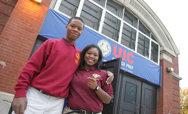 UIC College Prep High School
